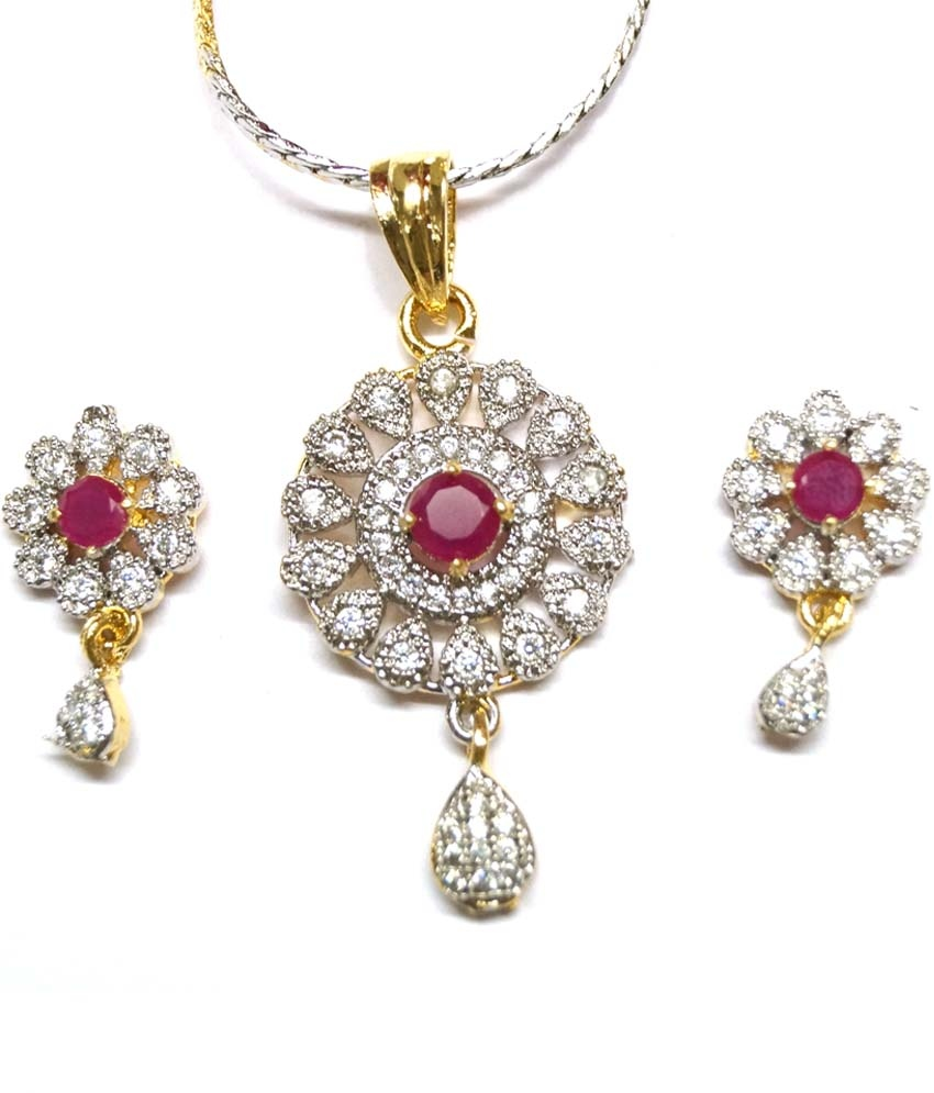 Pendent set baba jewellery open in pop up window aloadofball Image collections